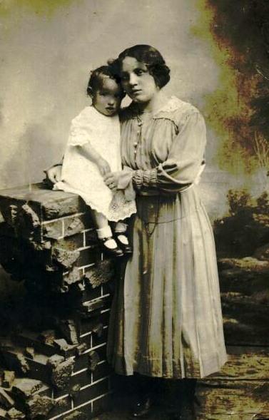 Zdjęcie z ok.1916r.